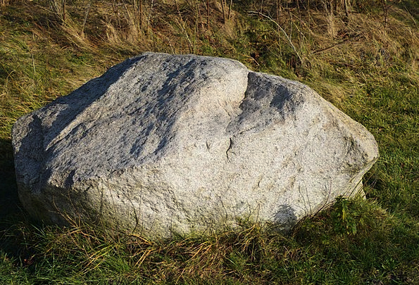 Stone Pebble Orphan Individually Separately Foundl