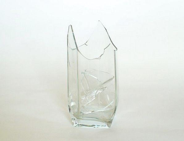 Tumbler Cut-glass Broken Glass Glass Broken Wrecke