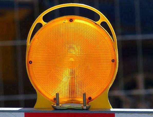 Warning Lamp Traffic Signal Transportation Warnbli