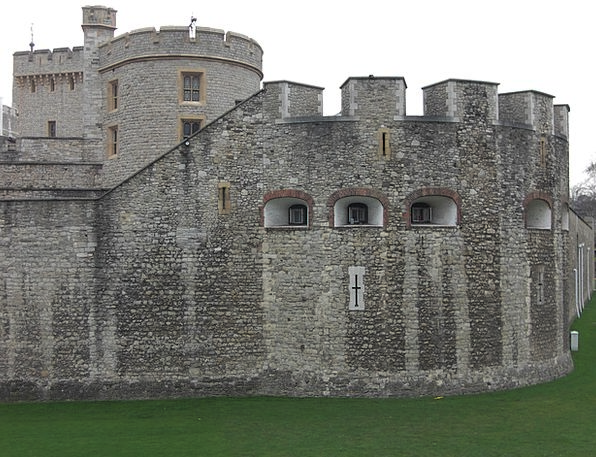 Tower Of London Stronghold Middle Ages Fortress Lo