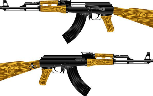 Gun Firearm Ransacks Army Military Rifles Ammuniti