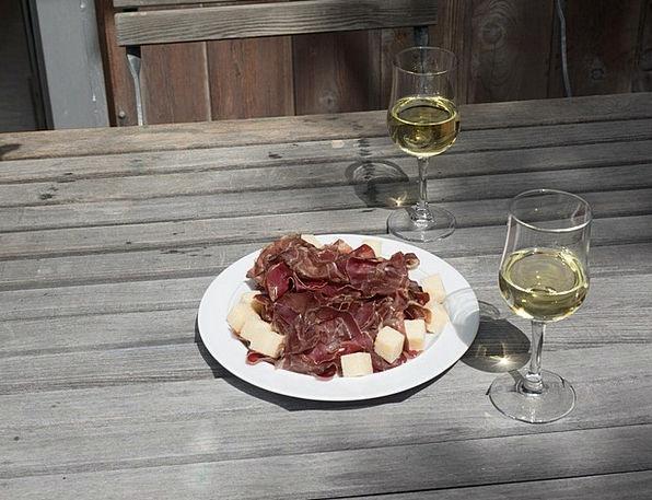 Jause Drink Food Switzerland Vespers Valais Food W