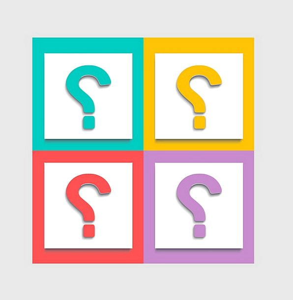 Question Query Textures Copy Backgrounds Square Fo