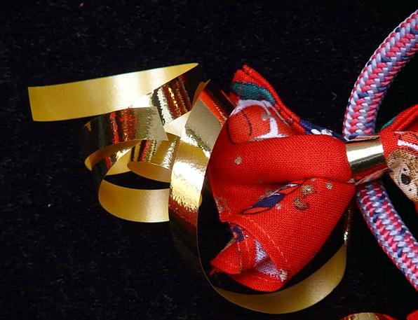 Gift Talent Bag Basket Nicholas Golden Christmas L