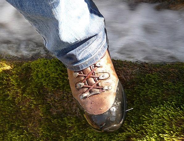 Hiking Shoes Aquatic Waterproof Water-resistant Wa