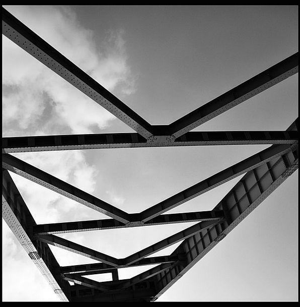 Steel Beams Craft Support Industry Steel Strengthe