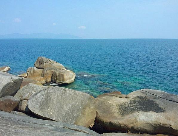 The Sea Seas Island Malaysia