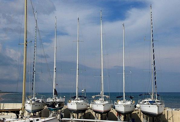 Sailing Boats Vessels Port Harbor Ships Dry Dock S