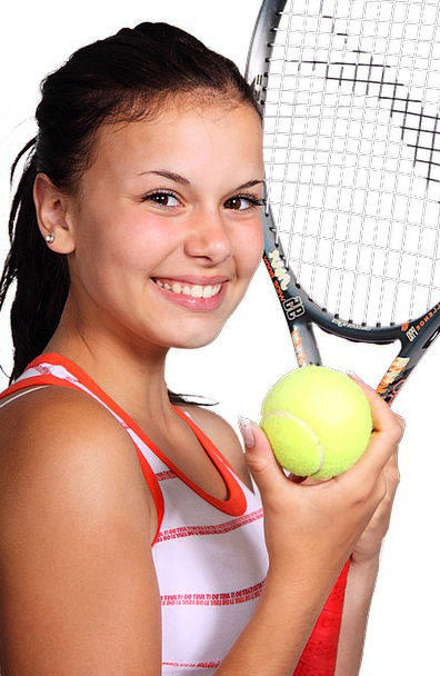 Tennis Suitability Sport Diversion Fitness Young W