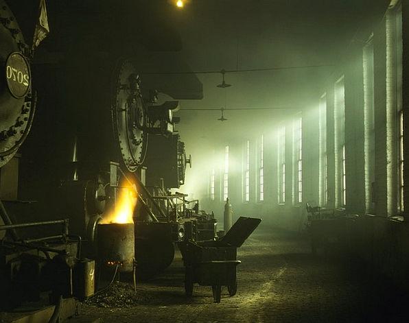 Steam Locomotive Craft Train Industry Steam Boiler