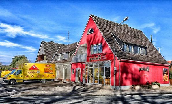 Steinfurt Traffic Transportation Bakery Germany Tr