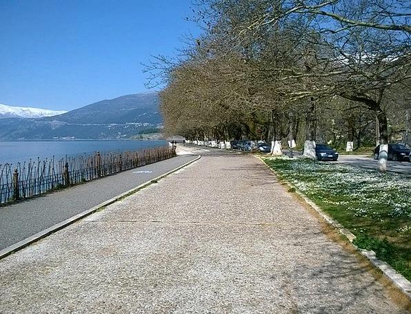 Walk Gait Freshwater Lake Side Lake Walk Way Track