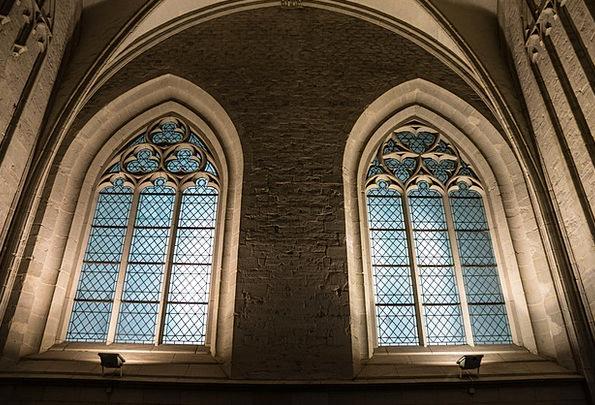 Church Window, Ecclesiastical, Stained Glass Window, Church