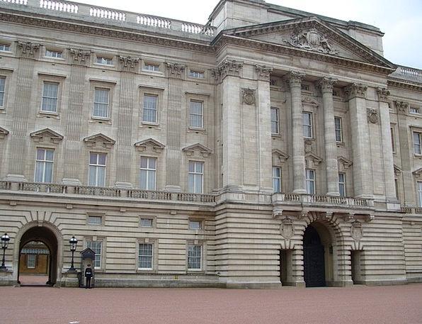 Buckingham Palace Buildings Architecture Great Bri