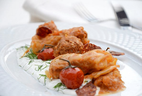 Food Nourishment Drink Food Gastro Cabbage