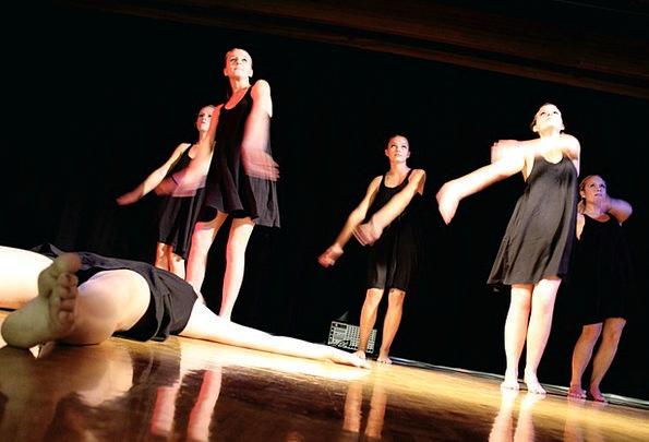 Dancers Ballerinas Ball Music Melody Dance Human H