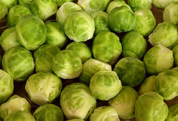 Brussels Sprouts Drink Potatoes Food Rosenkoehlche