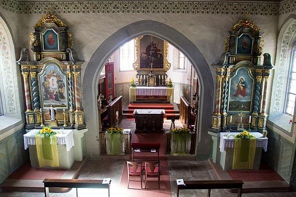 Chapel Of Saint George Oberkirch Gaisbach Ortenau