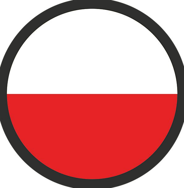 Flag Standard The Nation Poland Free Vector Graphi