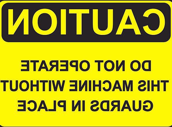 Safety Care Hazard Information Info Danger Sign Wa