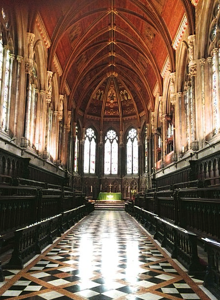 Church Ecclesiastical Religion Faith Cambridge