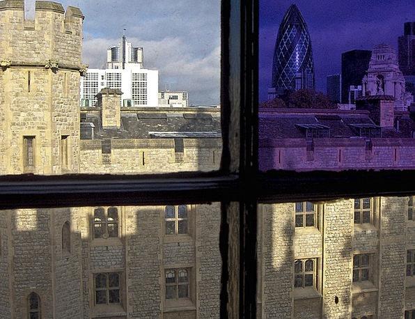 London Buildings Urban Architecture Briton City To