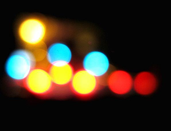 Bokeh Insignia Colorful Interesting Colors Blurred