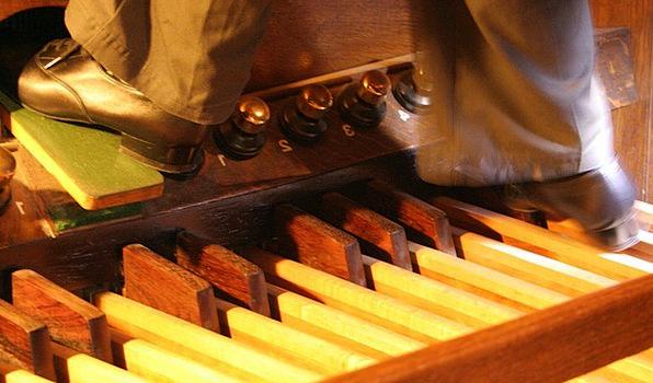 Church Organ Wheels Organ Structure Pedals Pipe Pe