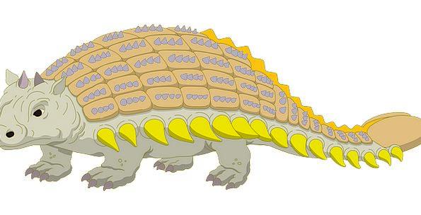 Dinosaur Relic Ancient Antique Reptile Predator Sp