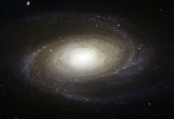 Messier 81 Galaxy Congregation Ngc 3031 Night Sky