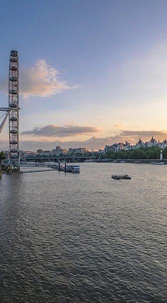London Landscapes Nature Landscape Scenery London