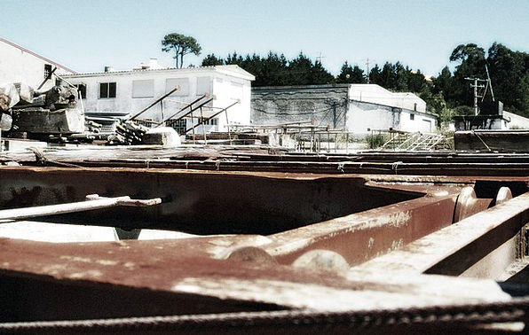 Galicia Buildings Architecture Shipyard Dockyard M