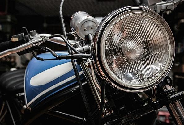 Motorbike Traffic Transportation Motorcycle Headli