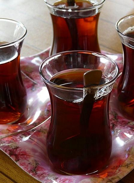 Tee T-shirt Drink Food Drink Beverage Turkish Tea