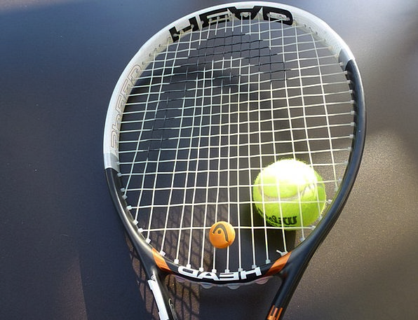 Tennis Tennis Racket Tennis Ball Sport Diversion Y