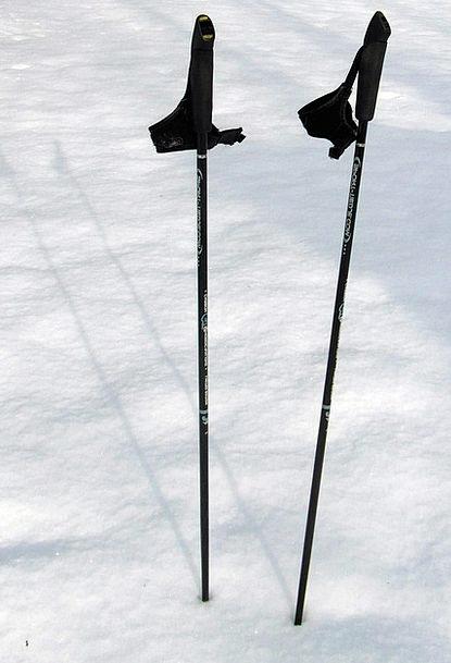 Ski Poles Hiking Mountaineering Trekking Poles Opp