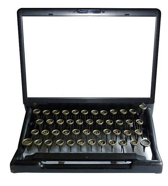 Typewriter Communication Processor Computer Keyboa