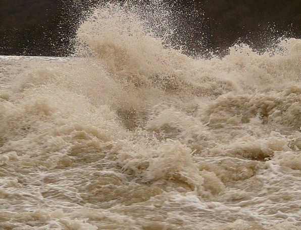 Water Aquatic Rapids Torrents High Water Inject Va