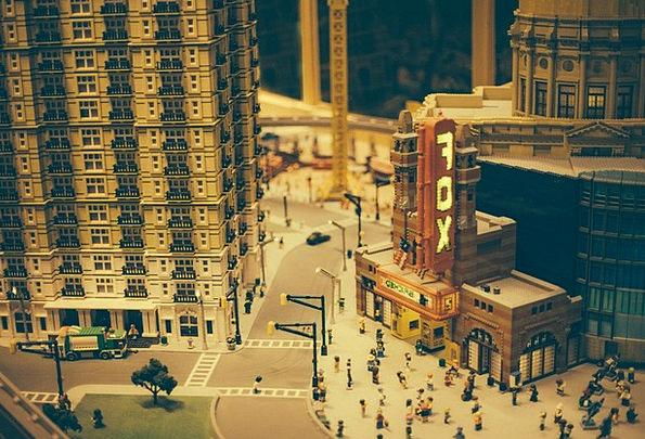 Lego, Buildings, Architecture, Toys, Dolls, Legoland, Downtown ...