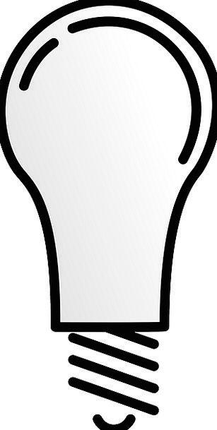 Lightbulb Bulb Corm Electric Light Tungsten Light