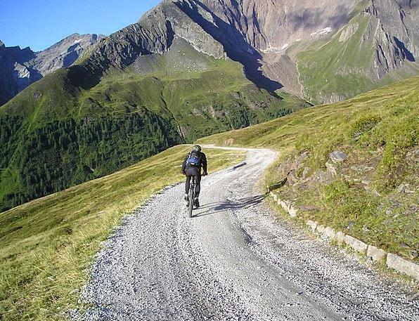 Zillertal Mountain Bike Zillertaler Alpen Mountain