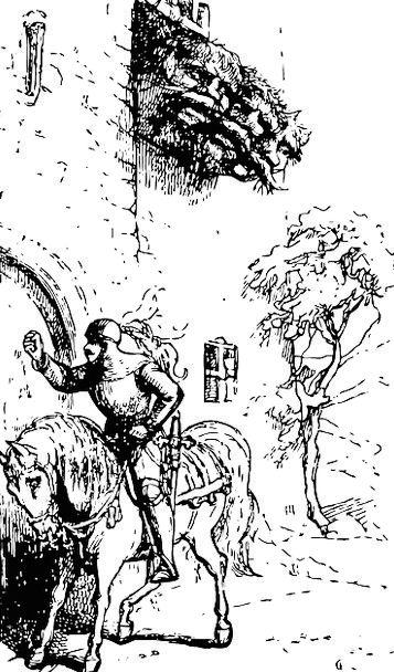 Jack Knave Floor Horse Mount Story Rider Proviso K