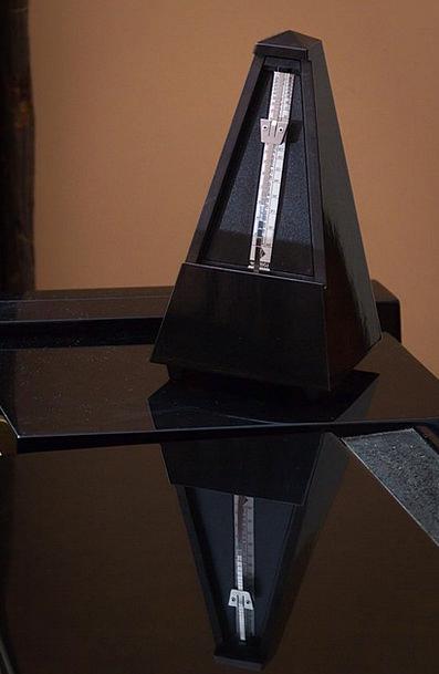 Metronome Melody Rhythm Music Meter Scores Notches