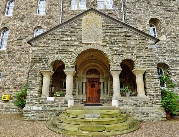 Abbey Cloister Buildings Building Architecture Ent