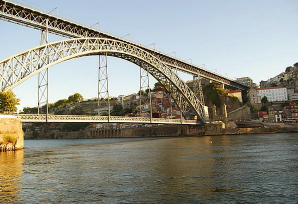 Iron Bridge Porutgal Porto