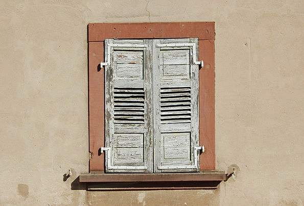 Window Gap Buildings Architecture Facade Frontage