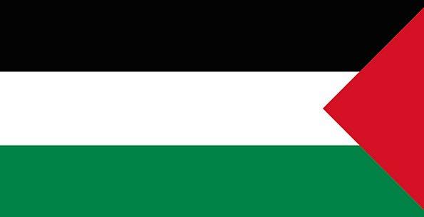 Palestine Standard Palestinian Flag East Ensign Pe