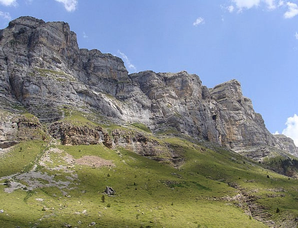 Huesca Landscapes Climbing Nature High Mountains M