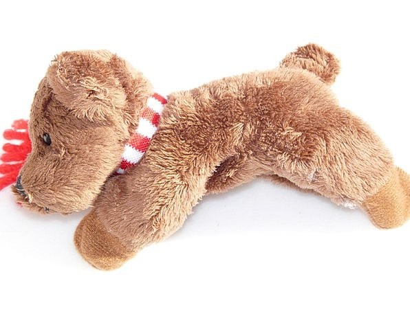 Plush Dog Teddy Animal Physical Soft Toy Cute Fur