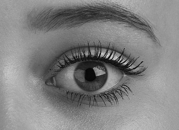 Eye Judgment Makeup Face Expression Eye Shadow Shi